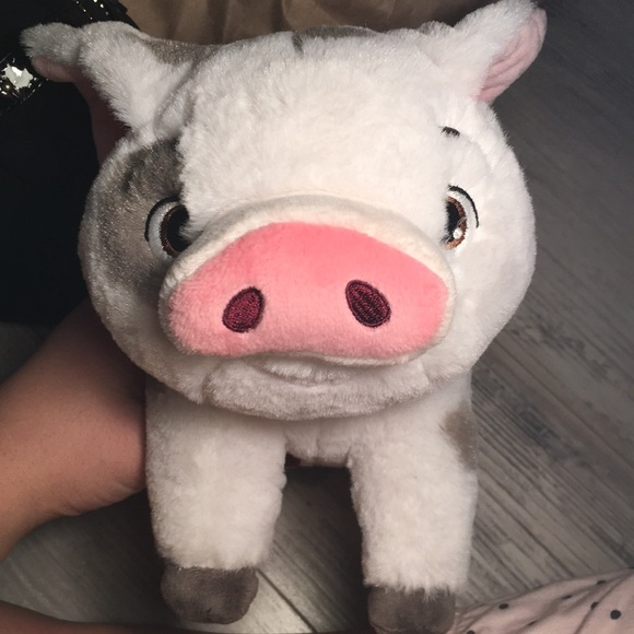 disney other super cute pua pig plush poshmark